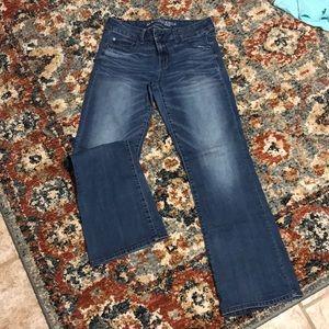 American Eagle Bootcut Boyfriend Jeans